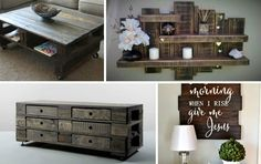 99 Pallet furniture Ideas for DIY