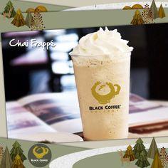 Dale sabor a tus domingos con las especias de un chai frappé. #BCGdeli