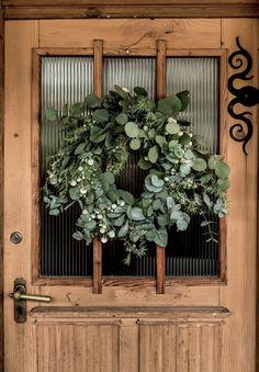DIY #9 : la couronne de Noël | MilK decoration