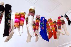 Estonia or Iceland socks