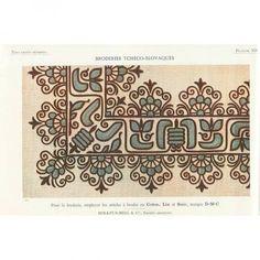 slavic embroidery