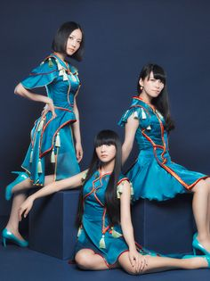 perfume and lotion organization Perfume Jpop, Rockabilly Baby, Japanese Girl Group, Kawaii, Actors, Chinese Style, Asian Girl, Costumes, Beauty