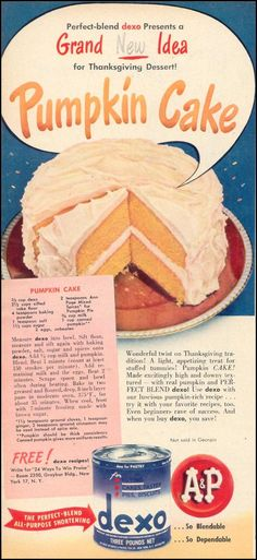 Pumpkin Cake 6a00d83451ccbc69e201bb07c1e5d0970d-pi (606×1318)