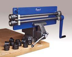 New Sheet Metal Fabrication Bead Roller Kit & Forming Mandrels