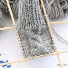 Knitting instructions baby booties-Strickanleitung Baby Booties When all the stitches on the side panels (= rows) are worked in garter st with the sole, all you have to do is - Baby Booties Knitting Pattern, Baby Knitting Patterns, Knitting Designs, Baby Patterns, Free Knitting, Crochet Patterns, Knitted Baby Blankets, Knitted Hats, Baby Blog