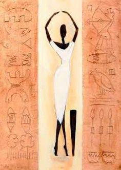 Harvest Dance II Alfred Gockel Fine Art Print Poster