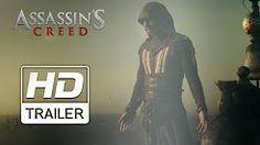 Assassin's Creed | Trailer Oficial 2 | Legendado HD - YouTube