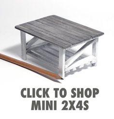 miniature dollhouse furniture woodworking. DIY Mini Woodworking: Miniature Coffee Table Using 2x4s Dollhouse Furniture Woodworking