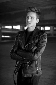 Leather Jacket..