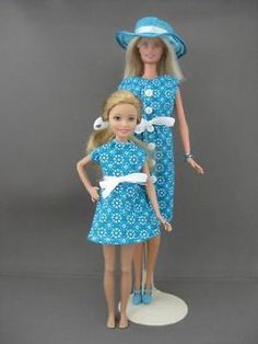 Aqua Riviera. Zelfgemaakte Barbie kelding te koop via Marktplaats. VERKOCHT
