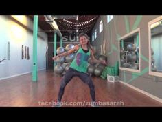 ▶ Dance Fitness with Sarah Placencia - Work - YouTube