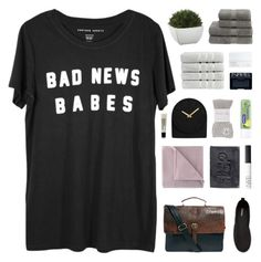 """""""SAY YOU WANT ME TOO"""" by nxstalgia ❤ liked on Polyvore featuring ASOS, H&M, Martex, Dfi, NARS Cosmetics, LEFF Amsterdam, philosophy, River Island, Nivea and Christy"""