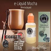 If you are a chocolate or Mocha fan, then Logic Smoke Mocha Cream smoke juice is the one for you. It is sweet and chocolaty with a creamy undertone. It tastes great by itself and even better when you add it to other flavors such as coffee or caramel. Pick up a bottle of our Mocha Cream E-liquid from Logic Smoke and enjoy the flavor of a tasty treat anytime your vape. #30ml #eliquids #ecigarettes #mocha