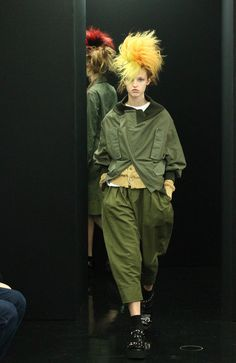 "【2013-14 AW Collection】Military Uniform in the Manner of ""tricot・COMME des GARÇONS"""