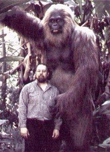 The Yeti or Abominable Snowman is an ape-like cryptid said to inhabit the Himalayan region of Nepal, and Tibet. It is believed to be taller ...