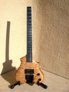 Allan Holdsworth - Prototype by Canton Custom Guitars