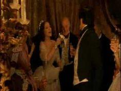 Placido Domingo- Teresa Stratas: Brindisi from La Traviata