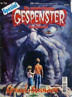 Gespenster Geschichten Spezial #126 - Grusel-Stunden