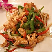 Orchid Room - Calgary, AB - Lemongrass Chicken Fingers