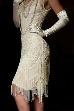 1920s dress - Love this!