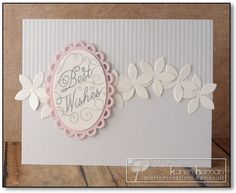 Best Wishes kth by kthaman - Cards and Paper Crafts at Splitcoaststampers