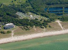 Der Campingplatz, der Strand und die Ostsee (2011)
