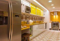 cozinha casa cor