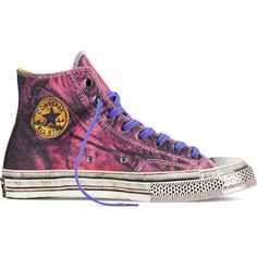 6c8bc20808f Converse Chuck Taylor All Star  70 Andy Warhol – fuschia purple... (