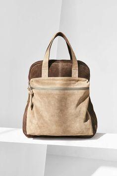 BDG Suede Pocket Backpack