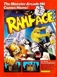 An arcade smash. Literally (1988). #Activision #bitstory