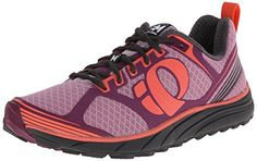 Pearl Izumi Womens W Em Trail M 2 Ohdp Trail Running Shoe Orchid HazeDark Purple 7 B US -- Check out the image by visiting the link.(This is an Amazon affiliate link and I receive a commission for the sales)