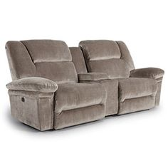 Sofas | Reclining | PARKER COLL. | Best Home Furnishings Power reclining with USB port.