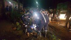 Diemersson Ferreira, de 30 anos, foi executado com vários tiros na noite de quarta-feira (27)   na frente da própria residência, loca...