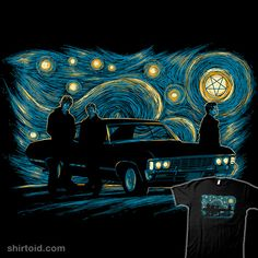 Starry Winchesters More