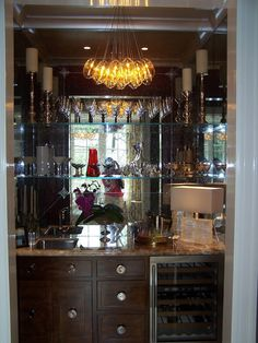 Closet Bar Love It I Think We Could Easily Do This In The