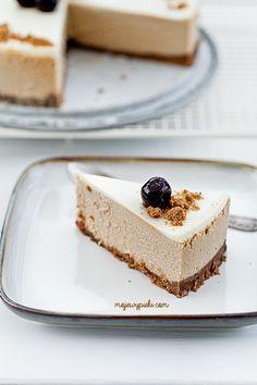 Cinnamon Speculoos Cheesecake | Moje Wypieki