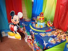 Mickey Party On Pinterest Mickey Mouse Mickey Mouse