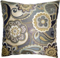 im going to decorate my livingroom with these colours!  Sophia Decorative Cushion | Walmart.ca