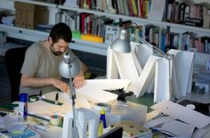 4D typography by Lo Siento Studio