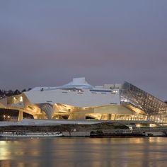 Lyon's New Musée Des Confluences