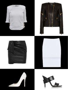 VIKTOIRE TOP TRENDS // BLACK & WHITE