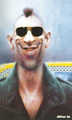Robert De Niro -Taxi Driver