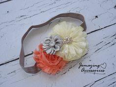 Autumn Baby Headband  Infant Headband  by JoMazingAccessories, $9.99