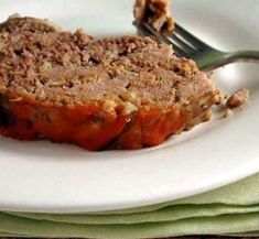 Crock Pot EASY Meatloaf - is my comfort food!  www.getcrocked.com