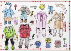 KINITA Y SU FAMILIA - Araceli Heloise - Álbumes web de Picasa Big Family, Children And Family, Bizarre, Vintage Paper Dolls, Retro Toys, Art Pages, Beautiful Children, Comics, Artist