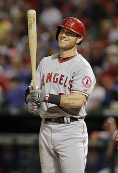 Josh Hamilton Photo - Los Angeles Angels of Anaheim v Texas Rangers