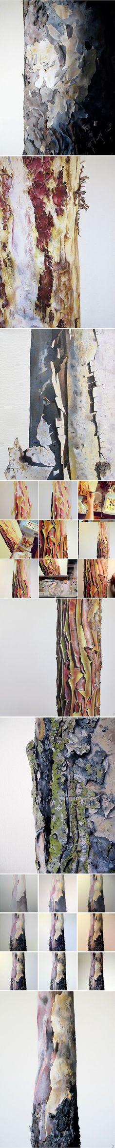PAINTINGS! by jodi wiley <3