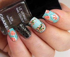 12 Adorable Nails Summer Designs