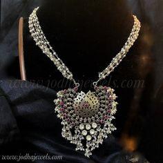 Necklace Akshara Antique Jewellery, Antique Rings, Bangles, Diamond, Antiques, Pendant, Jewelry, Ancient Jewelry, Bracelets