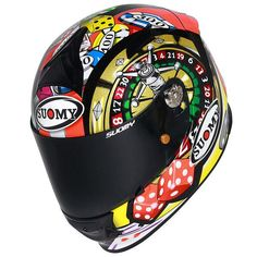 Suomy SR Sport Gamble Helmet